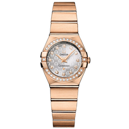 Cuarzo 123.55.24.60.52.001 Replica Omega Constellation Relojes Ladies Watch