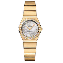 Cuarzo 123.55.24.60.52.002 Replica Omega Constellation Relojes Ladies Watch