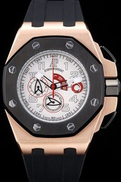 Fake lujo Audemars Piguet Royal Oak Offshore AAA relojes [ L7F4 ]