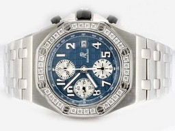 Fake excelencia Audemars Piguet Royal Oak Offshore Movimiento AAA relojes [ T7N5 ]