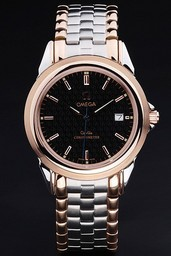 Fake excelencia Omega Deville Relojes AAA [ P1C2 ]