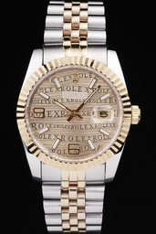Fake excelencia Rolex Datejust AAA relojes [ I8A5 ]