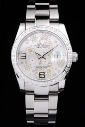 Fake excelencia Rolex Datejust AAA relojes [ W6L7 ]